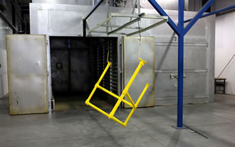 TruCut_Powder_Coat_Oven